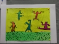 nach Keith Haring