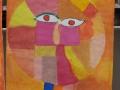 """Nach Paul Klee """"Senecio"""""""
