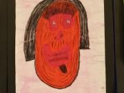 """Nach Picasso """"Weinende Frau"""""""